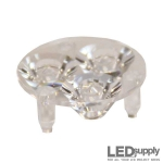 10507 Carclo Lens - 3-Up Narrow Spot LED Optic