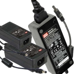 Mean Well GST Desktop Adaptor Style Switching Power Supply