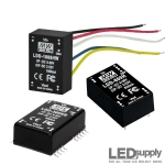 LDD-H Series Mean Well Step-Down Mode CC DC-DC LED Drivers