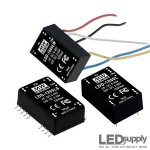 LDD-L Series Mean Well Step-Down Mode CC LED Drivers