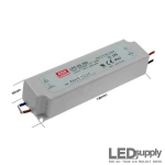 MeanWell - 700mA Constant Current LED Driver