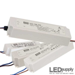 Mean Well LPC Series 20~100W Constant Current LED Drivers