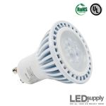 GU10 Warm-White Dimmable LED Retrofit Lamp