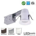 3-Inch LED Downlight Remodel Can & Trim