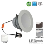 4-Inch LED Downlight & Trim