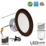 6-Inch LED Downlight & Trim