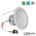 6-Inch High Power LED Downlight & Trim