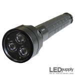InfiniStar DR - Rechargeable LED Flashlight